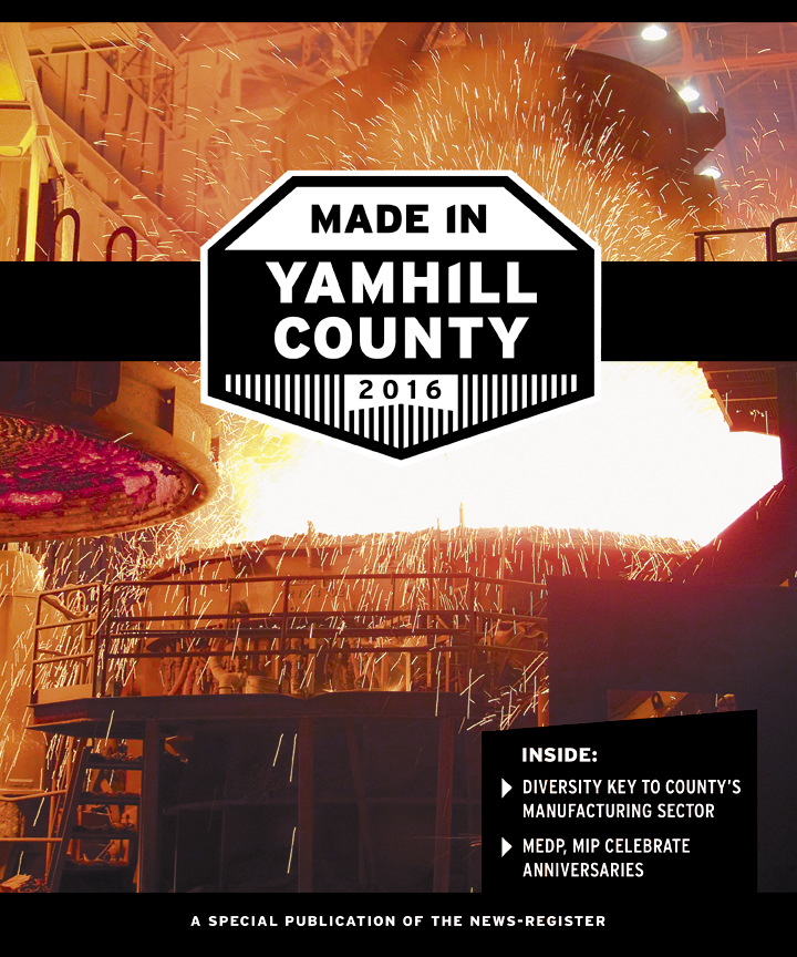 Made in Yamhill County 2016