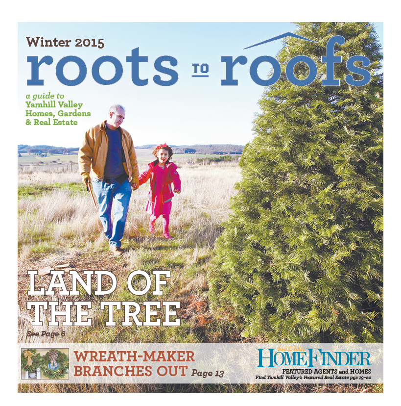 Roots to Roofs Winter 2015