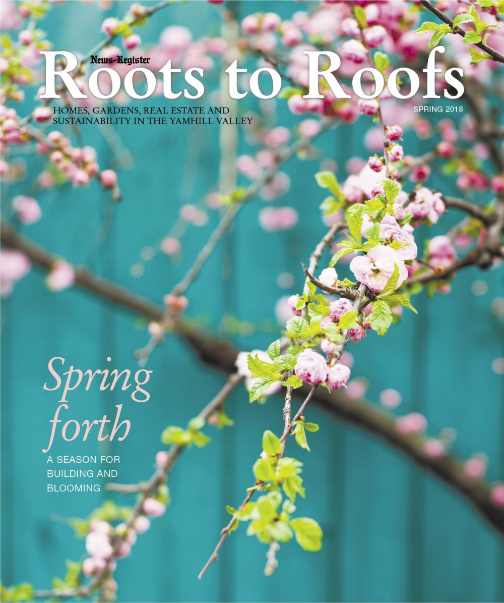 Roots to Roofs Spring 2018