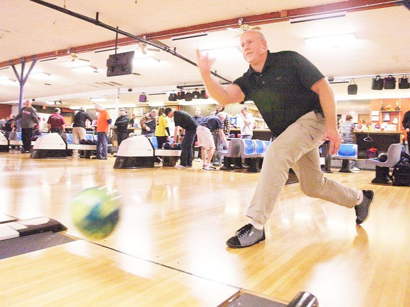 News-Register file photo##Phase 2 loosens restrictions on many activities, including bowling, arcades, batting cages and mini-golf,  with limits on occupancy and physical distancing.