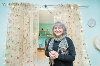 Marcus Larson / News-Register##On her first trip to Ireland in 1998, Kathleen Verigin felt an immediate sense of belonging. The McMinnville woman has returned to the Emerald Isle 14 times since.