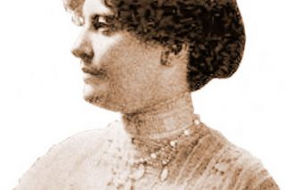 ##This portrait of Gov. Carolyn B. Shelton appeared in the May 1913 issue of National Magazine.