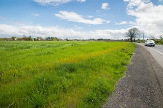 Marcus Larson / News-Register##Thie vacant lot at the corner of Baker Creek Road and Hill Road is part of the four-phase housing development the McMinnville City Council approved Tuesday.
