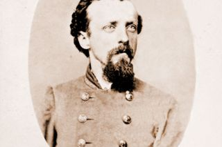 Image: Oregon Historical Society ## T. Edgenton Hogg as he appeared in 1862, sporting his Confederate Navy uniform.