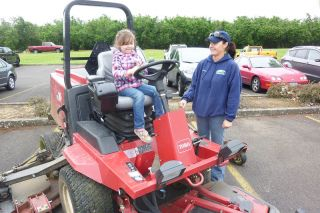 Starla Pointer / News-Register##Kindergartner