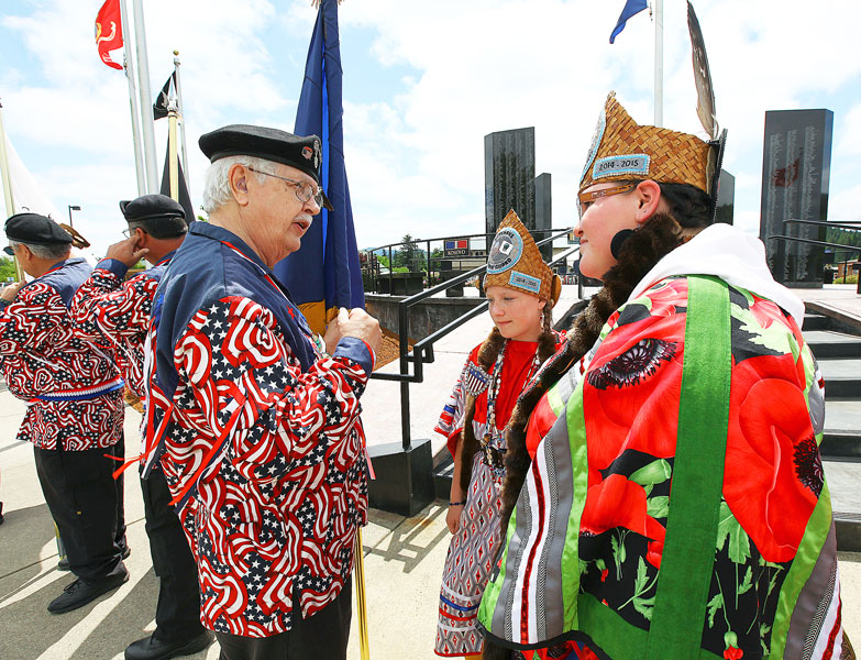 Michelle Alaimo/Courtesy of Smoke Signals##Grand Ronde