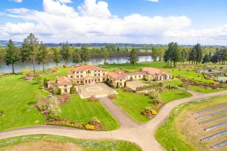 News-Register file photo##The palatial estate borders the Willamette River.