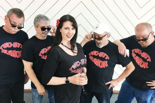Submitted photo##Classic rock band Two-Bit Rumor will play the Saturday evening set during Carlton Fun Days.