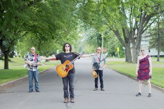 Dedric Clark and the Social Animals will play at the community barbecue in Willamina on Friday, July 3, and before the town's fireworks show on the Fourth.