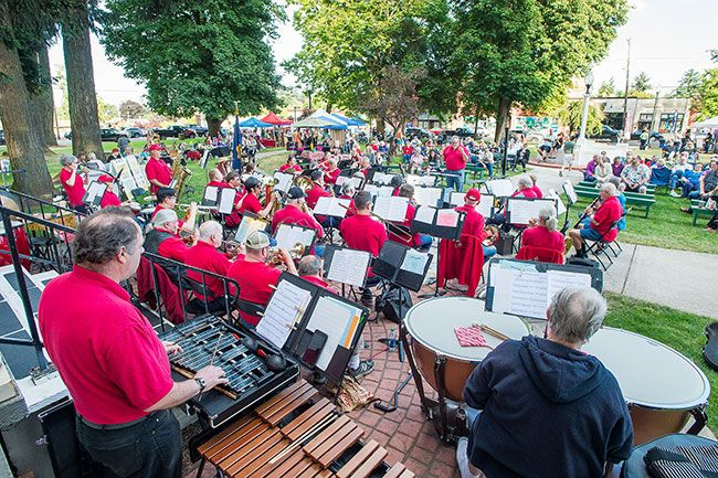 Marcus Larson/News-Register##