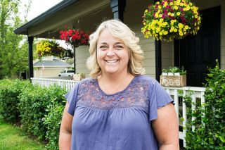 News-Register file photo##Jami Fluke has joined the Willamina School District as high school principal.