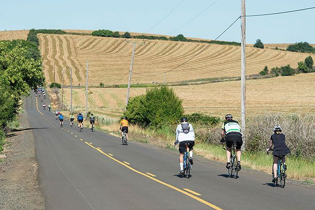 Courtesy of Dean Rodgers / Cycle Oregon