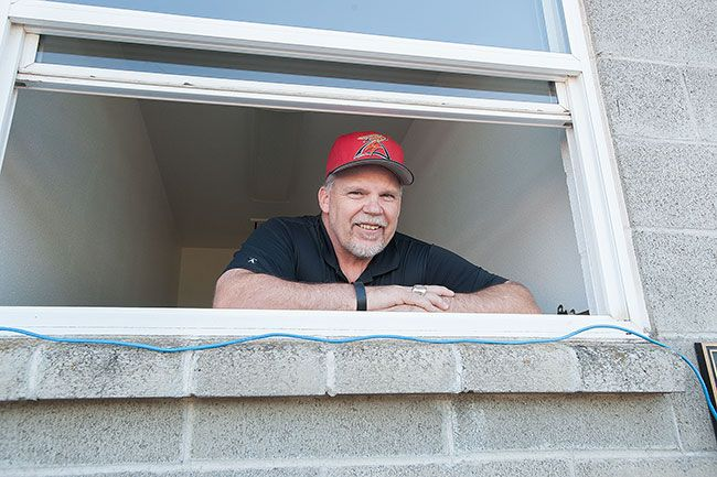 Marcus Larson/News-RegisterJoe Miglioretto has worked with the Salem-Keizer Volcanoes for 10 seasons.