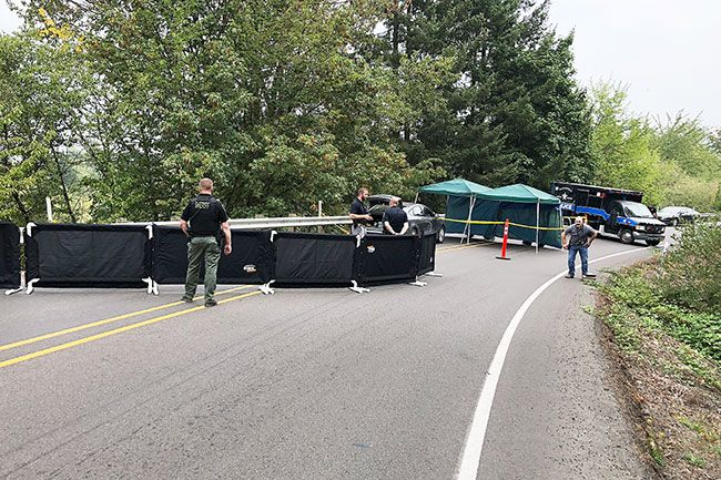 Photo courtesy Yamhill County Sheriff s Office##A body found near Dayton Thursday morning was identified as that of Meighan Cordie, missing since last Saturday.