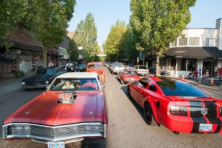 News-Register file photo##Vintage cars will fill Third Street this weekend during the sixth annual