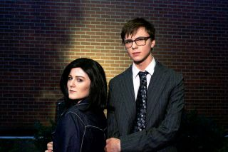 Submitted photo##Barbra (Elise Martin) and her brother Johnny (Samuel Hannigan) are the first unsuspecting victims of the living dead in Linfield Theater's new production.
