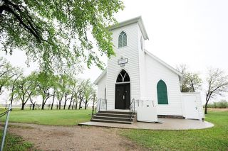 Submitted photo##Glencoe Sloan Memorial Presbyterian Church has been nurturing community ties in rural North Dakota farm country since 1885.