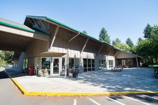 Marcus Larson/News-Register##The McMinnville Senior Center is a place for those 55 and older to socialize, learn, practice arts and crafts, or have lunch.