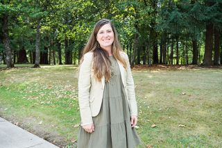 Marcus Larson/News-Register##Brittany Ruiz is hoping to unseat Kellie Menke, the city council president seeking a fifth term.