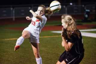 News-Register fileMeagan Grasely and the McMinnville girls soccer team made the OSAA Class 6A state playoffs in 2013.