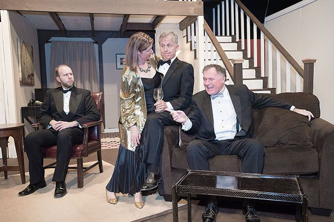 Marcus Larson/News-Register##Cassie Cooper (Julia