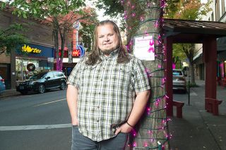 Rusty Rae/News-Register##Adam Garvin is running for re-election to the McMinnville City Council in Ward 3.
