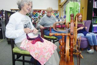 Starla Pointer/News-Register##Beverly Richardson,