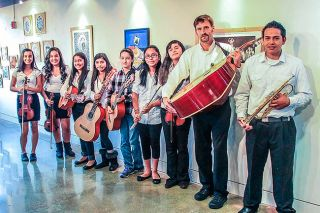 Submitted photo##The Youth Mariachi group of Newberg will perform in Yamhill Enrichment Society's winter concert on Dec. 1. Proceeds will benefit local music programs.