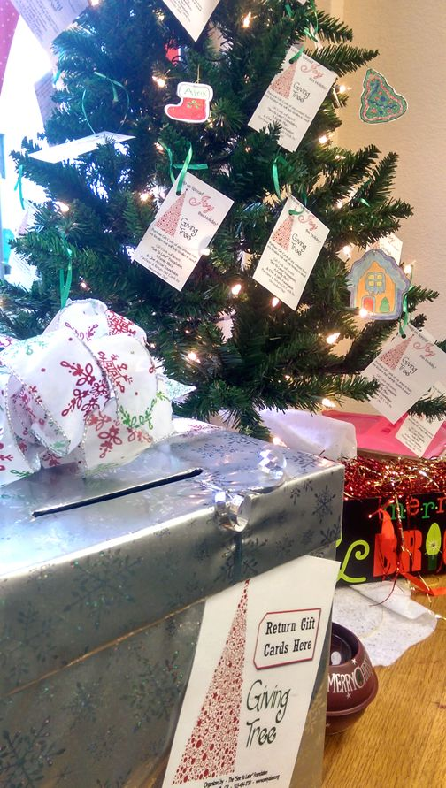 The Giving Tree at the News-Register