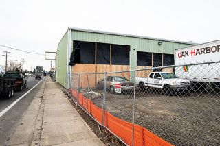 Marcus Larson / News-Register##The old Mission plant off Lafayette Avenue in McMinnville.