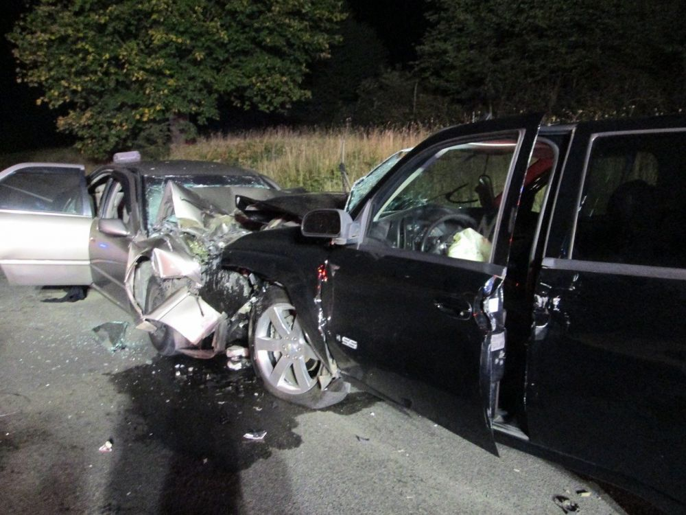 Photo courtesy Oregon State Police##A Lafayette resident was killed in a two-vehicle crash early Sunday morning on Highway 99W and Locks Loop Road.