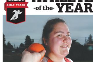 Emily De Young, The N-R s Girls  Track Athlete of the Year