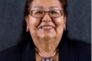 Grand Ronde Tribal Chair Cheryle Kennedy